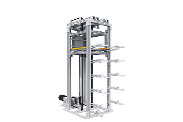 KNIGHT CM<br>multishuttle-carrying lift