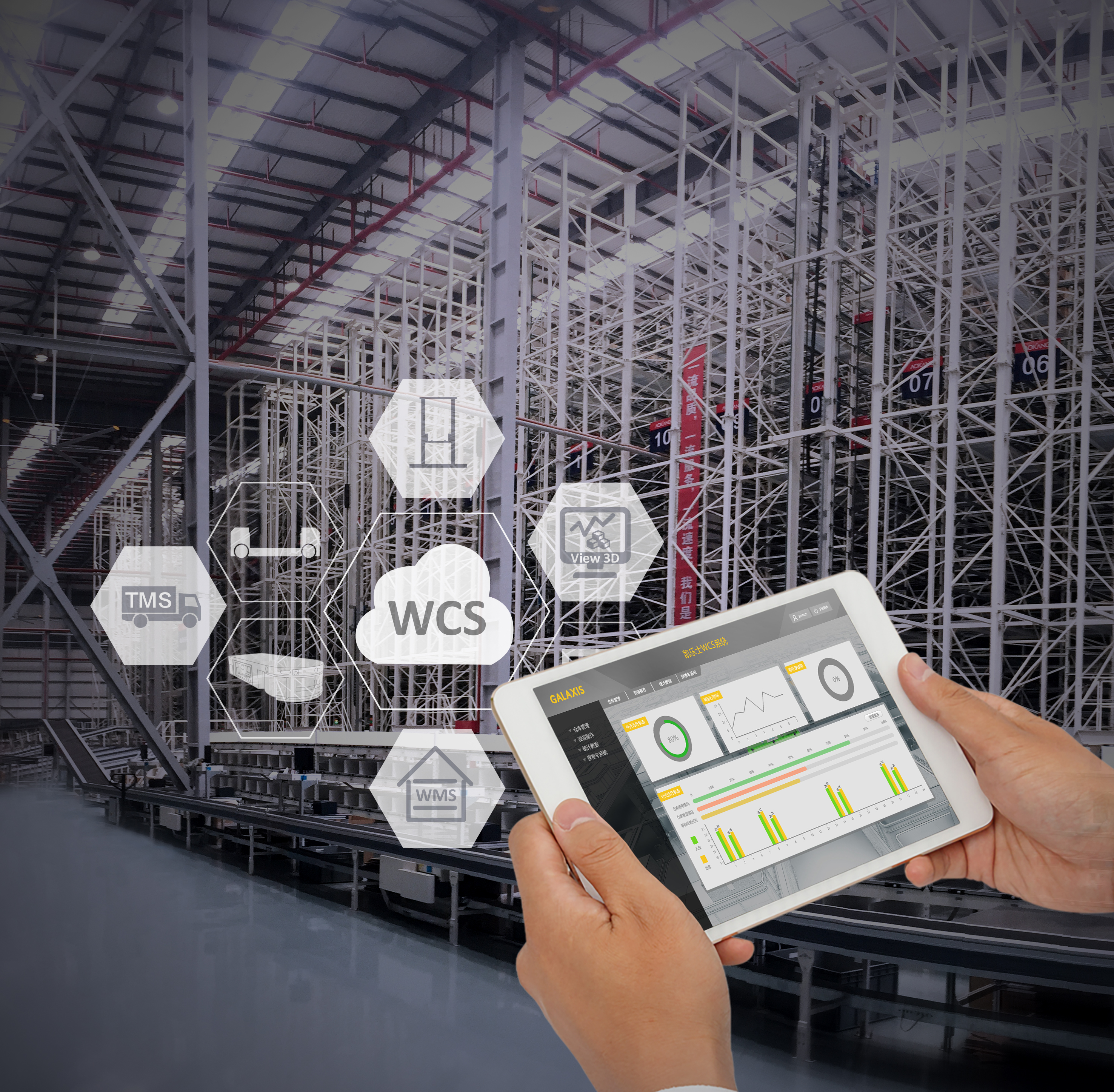 Warehouse Control System (WCS)