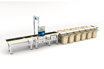 Blitz AS45 series<br>Light-weight cargo sorter