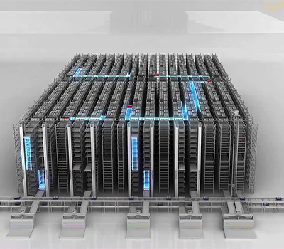 Scheduling for Hyper ASRS system